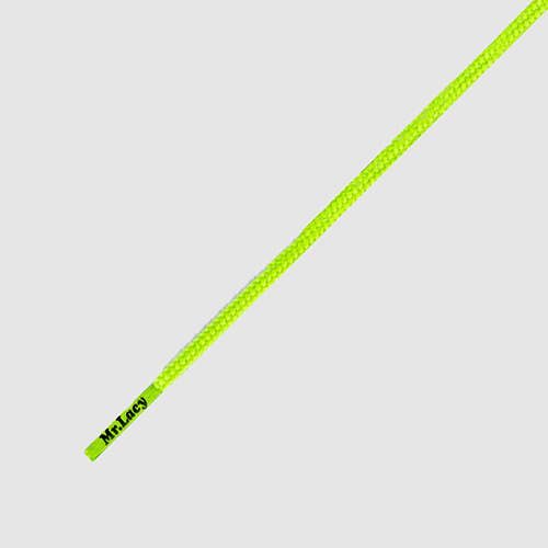 MR LACY Mr Lacy Runnies - rond - neon lime yellow