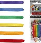 U-LACE VETERS U-Lace veters Mix-n-Match Multi Rainbow