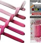 U-LACE VETERS U-Lace veters Mix-n-Match Pretty in Pink