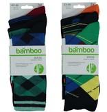 APOLLO Bamboo sokken Fashion - assorti marine II