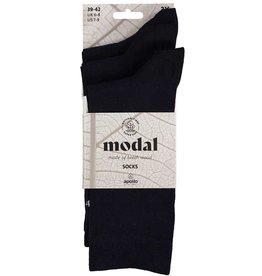 APOLLO Modal sokken - donkerblauw - 3 paar