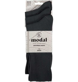 APOLLO Modal niet knellende sokken - antraciet