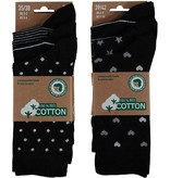 APOLLO Bio Cotton damessokken - zwart II
