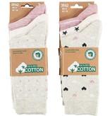 APOLLO Bio Cotton damessokken - multi I