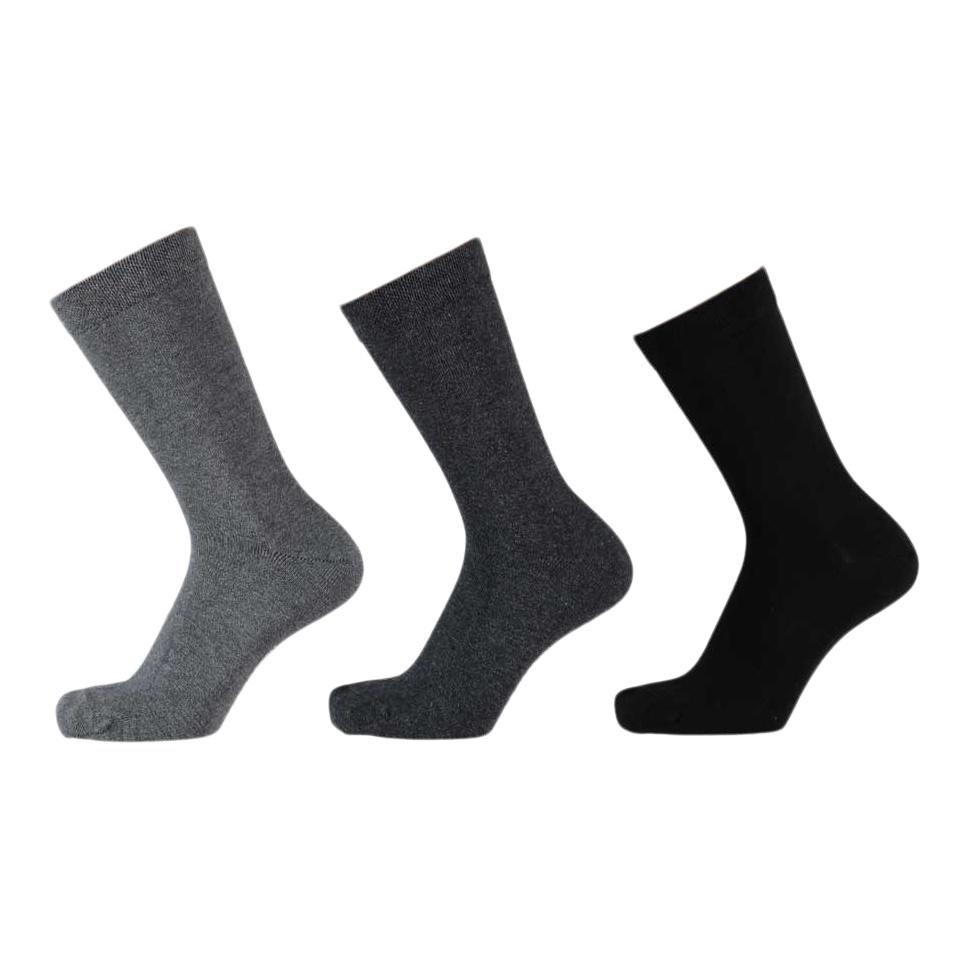 APOLLO Bio Cotton sokken - grijs