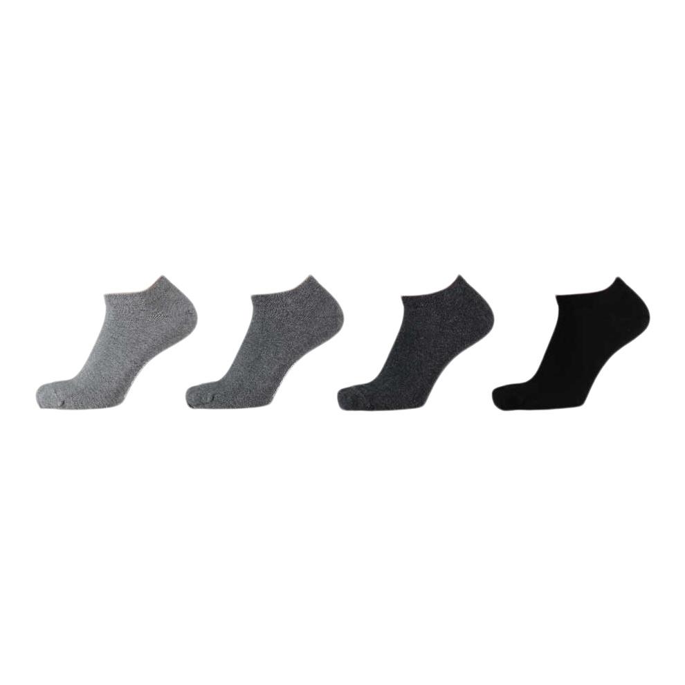 APOLLO Bio Cotton sneakersokken - grijs
