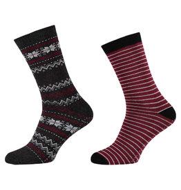 APOLLO Sokken Antislip - heren - fashion III