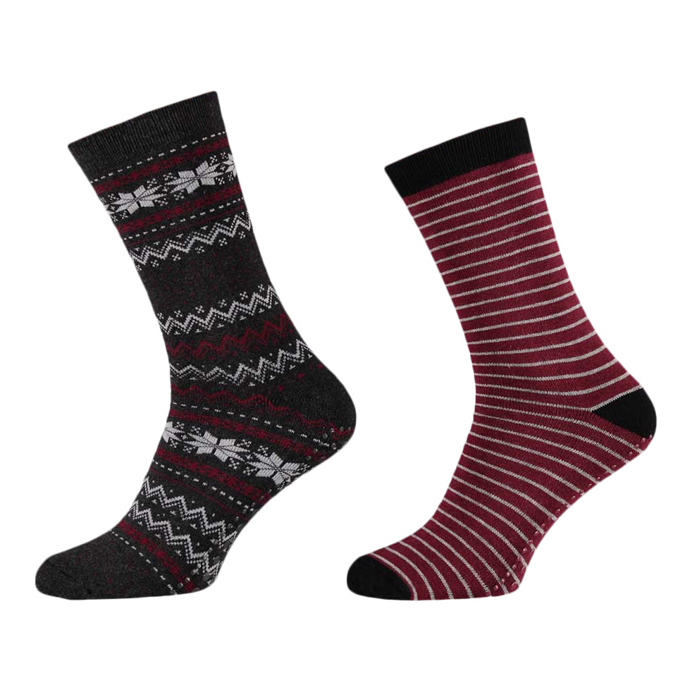 APOLLO Antislip sokken - heren - fashion III