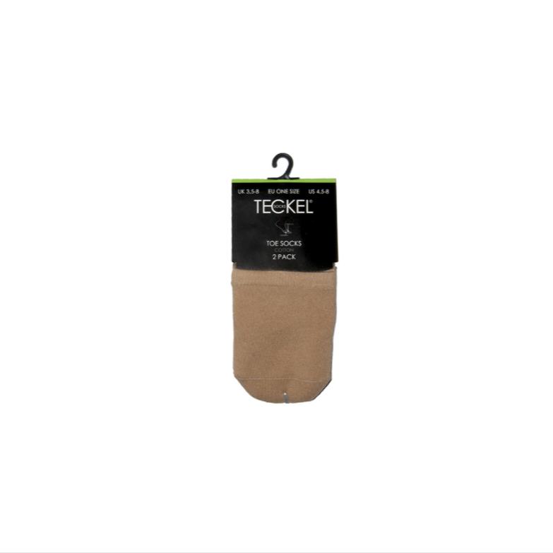 Teckel Teckel Teensokjes Cotton - zwart - 2 paar