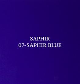 Saphir Tenax leerverf - saphirblauw