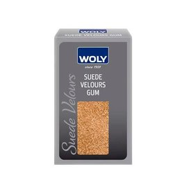 WOLY WOLY Suede velours gum