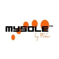 MYSOLE Mysole Soccer - voetbal inlegzolen