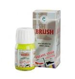 Brush it Middengrijs Schoenverf 036