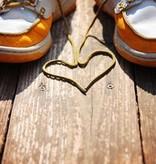 ShoeSupply.eu Leren Veters Donkerbruin 120cm