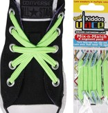 U-LACE VETERS ULace veters Kiddos Bright Green