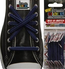 U-LACE VETERS Mix-n-Match Light Navy