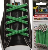 U-LACE VETERS U-Lace veters Mix-n-Match Kelly Green
