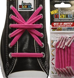 U-LACE VETERS Mix-n-Match Fuchsia