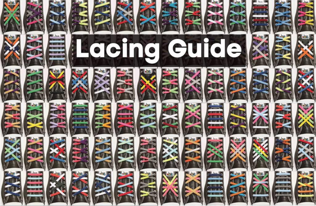 U-LACE VETERS U-Lace veters Mix-n-Match Bubble Gum Pink