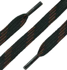 SL LINE Zwart-Bruin 120cm Platte Outdoor Veters