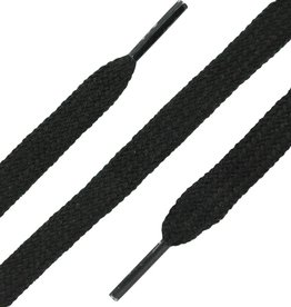 SL Line Zwart 45cm Platte Veters