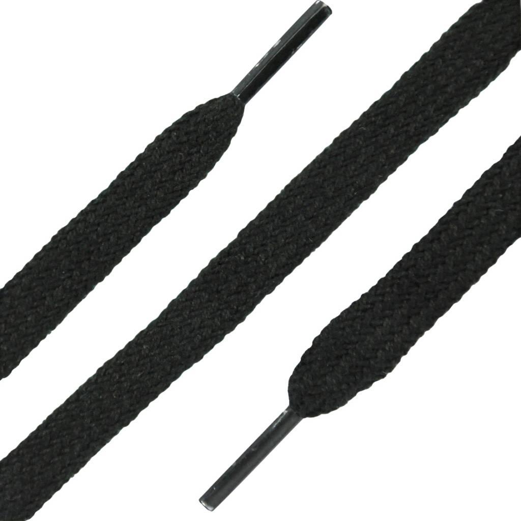 SL LINE Platte SchoenVeters Zwart 45cm