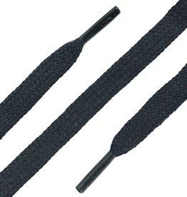 SL Line DonkerBlauw 60cm Platte Veters