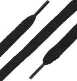 SL Line Platte SchoenVeters Zwart 75cm