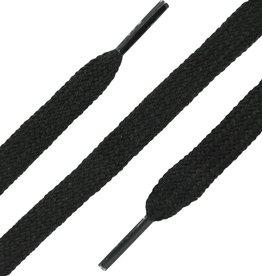 SL Line Zwart 90cm Platte Veters