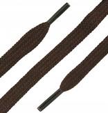 SL Line Platte Veters DonkerBruin 100cm