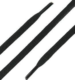 SL LINE Zwart 75cm Platte Wax Veters