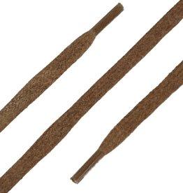 SL Line Cognac 75cm Platte Wax Veters