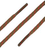 SL LINE Ronde Outdoor Veters Bruin-Rood 150cm