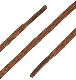 SL LINE Bruin-Rood 120cm Ronde Outdoor Veters