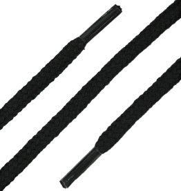 SL LINE Zwart 120cm Dikke Ronde Veters