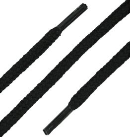 SL Line Zwart 150cm Dikke Ronde Veters