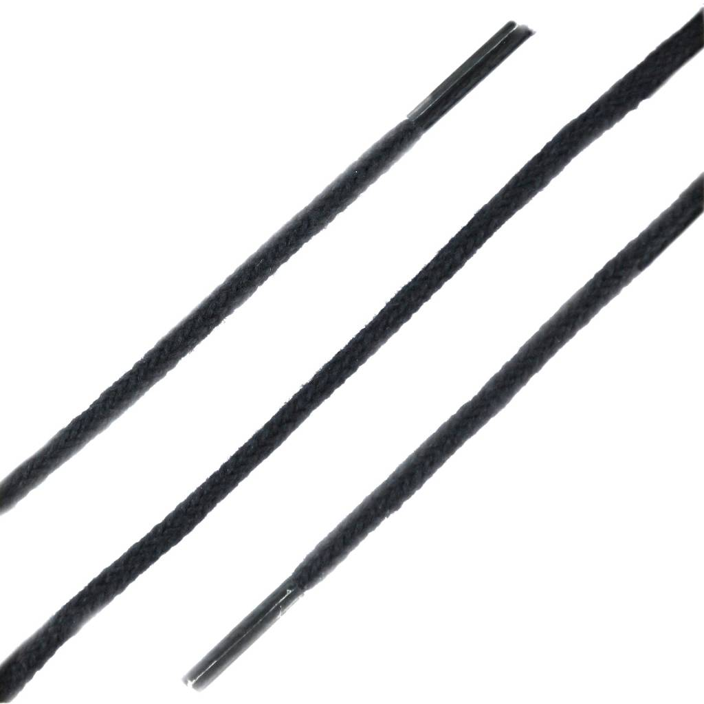SL Line Dunne Ronde Veters DonkerBlauw 60cm