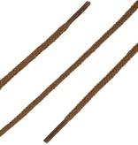SL LINE Dunne Ronde Veters Cognac 75cm