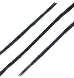 SL LINE DonkerBlauw 75cm Dunne Ronde Veters