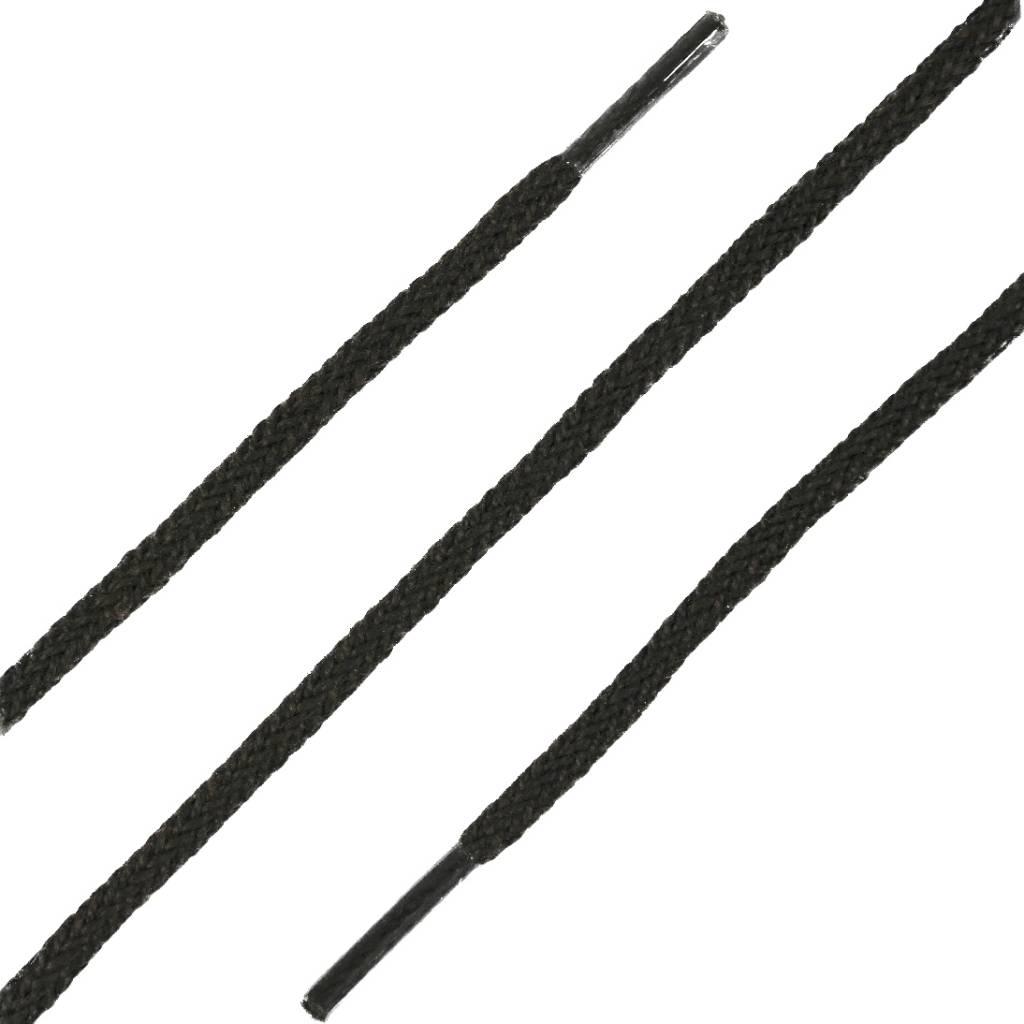 SL Line Dunne Ronde Veters Bruin 90cm