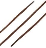 SL LINE Dunne Ronde Veters MiddenBruin 120cm