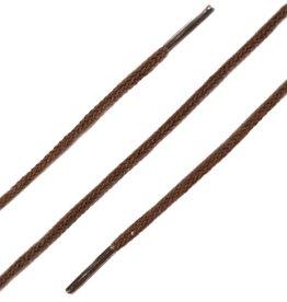 SL LINE MiddenBruin 120cm Dunne Ronde Veters