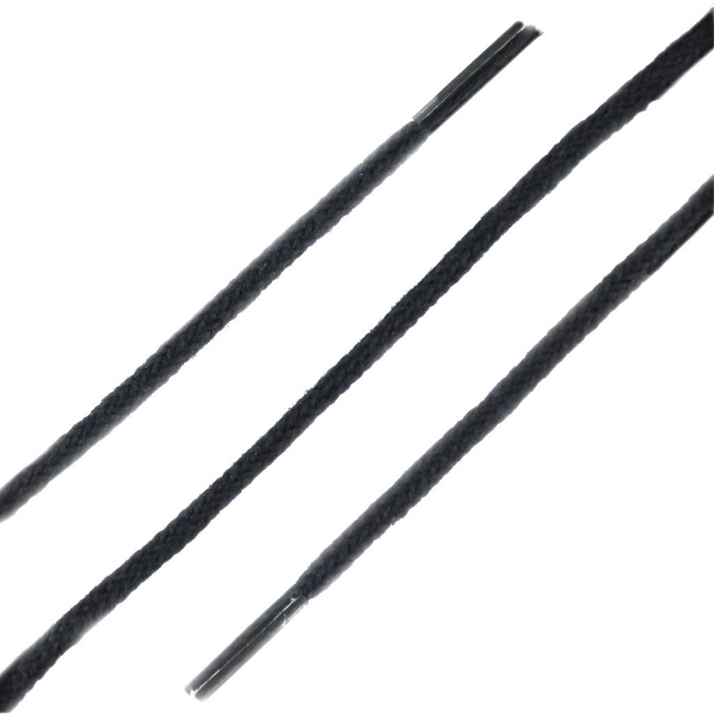 SL LINE Dunne Ronde Veters DonkerBlauw 120cm