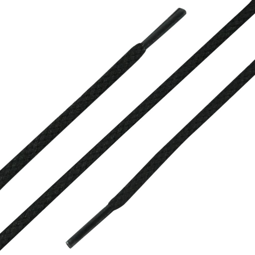 SL Line Ronde Veters Zwart 120cm