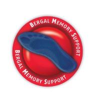 ShoeSupply.eu BERGAL Sensation memory-foam inlegzolen