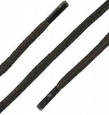SL Line Dikke Ronde Wax Veters Donkerbruin 75cm