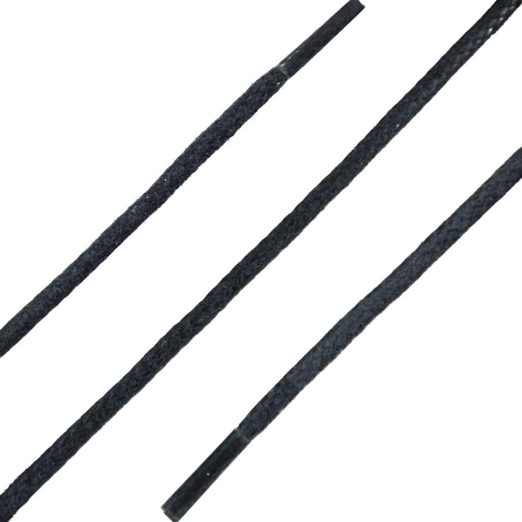 SL LINE Dunne Ronde Wax Veters DonkerBlauw 60cm