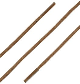 SL Line Cognac 90cm Extra Dunne Wax Veters
