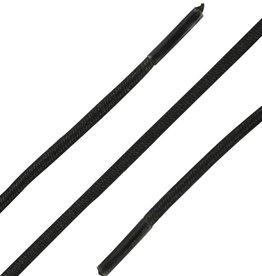 SL Line Elastische Veters Donkerbruin 90cm Rond