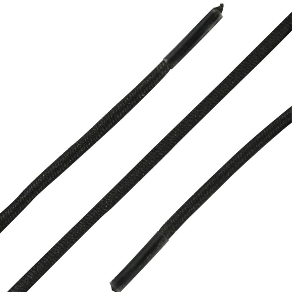 SL LINE Ronde Elastische Veters Donkerbruin 90cm